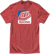 TEE SHIRT PERFECTION HTR RED