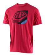 TEE SHIRT PRECISION RED HTR