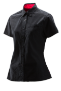 CHEMISE STREAMLINE BLACK WOMEN