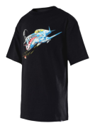 TEE SHIRT P-51 BLACK YOUTH