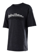 TEE SHIRT ALL TIME CHARCOAL HTR YOUTH
