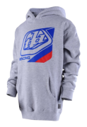 SWEAT PRECISION GRAY HTR YOUTH