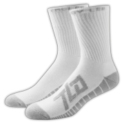 CHAUSSETTES FACTORY CREW WHITE