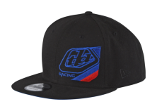 CASQUETTE PRECISION AJUSTABLE BLACK/BLUE YOUTH