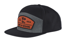 CASQUETTE FINISH LINE AJUSTABLE BLACK