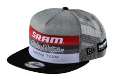 CASQUETTE SRAM TLD RACING BLOCK SNAPBACK HEATHER O