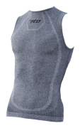 MAILLOT RUCKUS SLEEVELESS BASELAYER GRAY