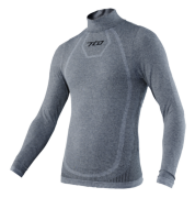 MAILLOT RUCKUS LONG SLEEVE BASELAYER GRAY
