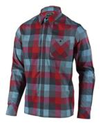 CHEMISE GRIND HIGH RISK RED