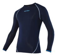 MAILLOT ACE BASELAYER L/S BLACK