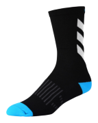 CHAUSSETTES PERFORMANCE CREW ESCAPE BLACK/WHITE