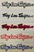 STICKERS TLD SIGNATURE ASSORTIS LOT DE 10
