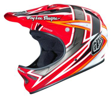 CASQUE D2 PROVEN RED