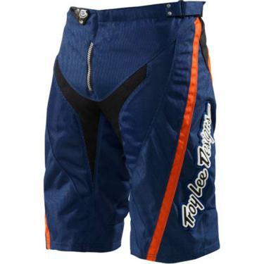 SHORT SPRINT BLUE/ORANGE