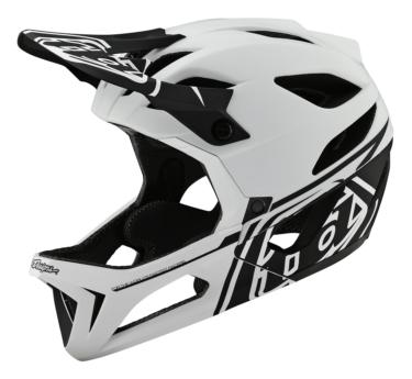 Photo de CASQUE STAGE MIPS STEALTH WHITE