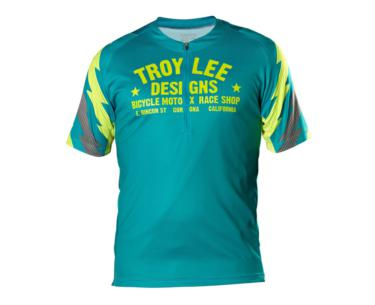Photo de MAILLOT ACE TURQUOISE