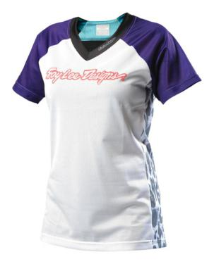 MAILLOT SKYLINE SPEEDA PURPLE WOMEN