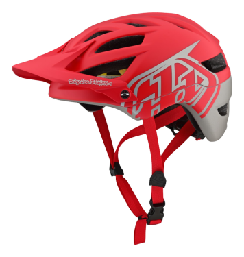 Photo de CASQUE A1 MIPS CLASSIC RED/SILVER