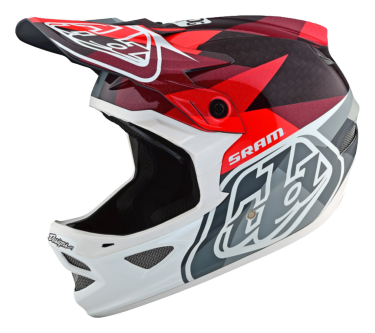 Photo de CASQUE D3 CARBON MIPS JET SRAM RED