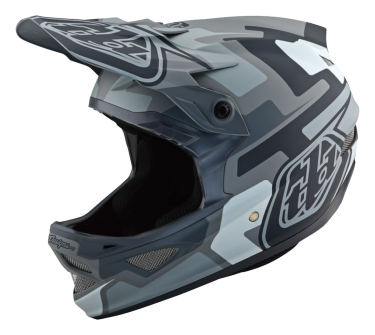 Photo de CASQUE D3 FIBERLITE SPEEDCODE GRAY