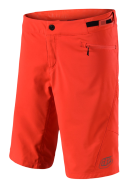 Photo de SHORT SKYLINE SOLID ORANGE WOMEN