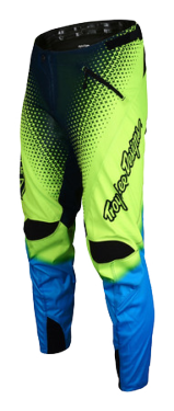PANTALON SPRINT STARBURST FLO YELLOW YOUTH