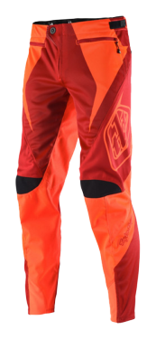 PANTALON SPRINT REFLEX ROCKET RED YOUTH