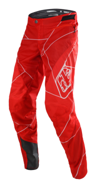 Photo de PANTALON SPRINT METRIC RED/WHITE YOUTH