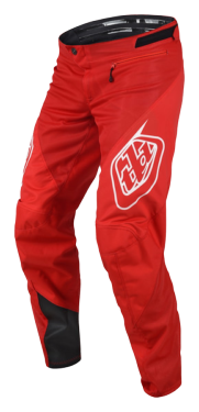 Photo de PANTALON SPRINT SOLID RED