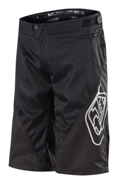 Photo de SHORT SPRINT SOLID BLACK YOUTH