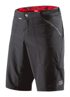Photo de SHORT SKYLINE SHELL BLACK