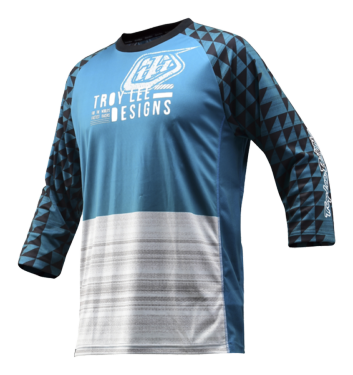 MAILLOT RUCKUS FORMATION DIRTY BLUE