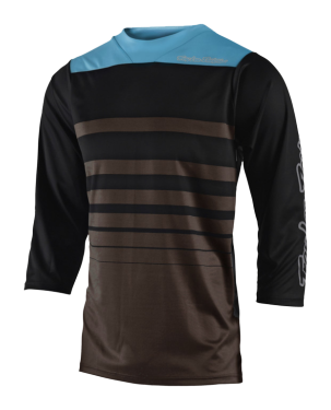Photo de MAILLOT RUCKUS STREAMLINE HTR BROWN/BLACK