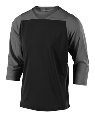 Photo de MAILLOT RUCKUS BLOCK HTR GRAY/BLACK