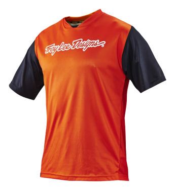 MAILLOT SKYLINE ORANGE
