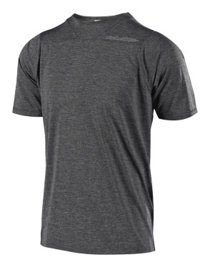 Photo de MAILLOT SKYLINE SOLID HEATHER GRAY