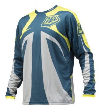 MAILLOT SPRINT REFLEX DIRTY BLUE YOUTH