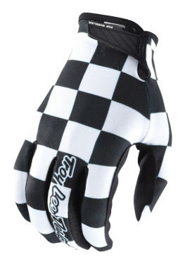 Photo de GANTS AIR CHECKER BLACK/WHITE