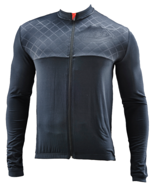 MAILLOT ACE THERMAL BLACK