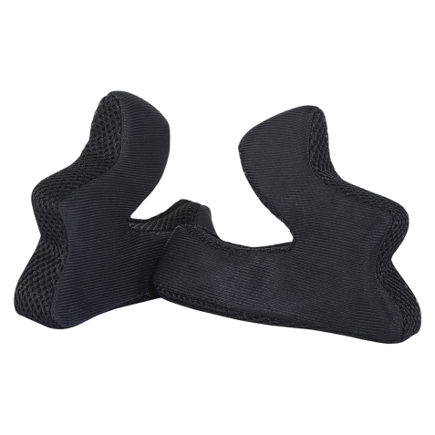 MOUSSE DE CASQUE D3 3D - CHEEKPAD BLACK