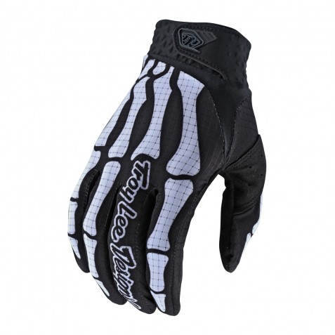 GANTS AIR SKULLY BLACK