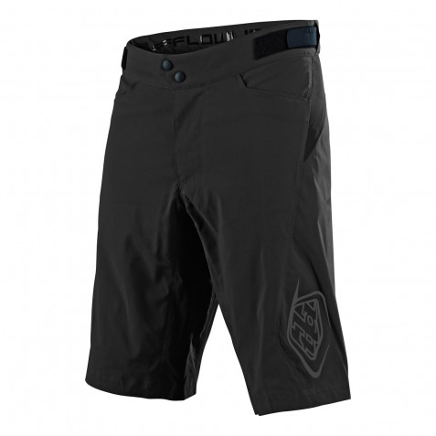 SHORT FLOWLINE SOLID BLACK AVEC S/SHORT