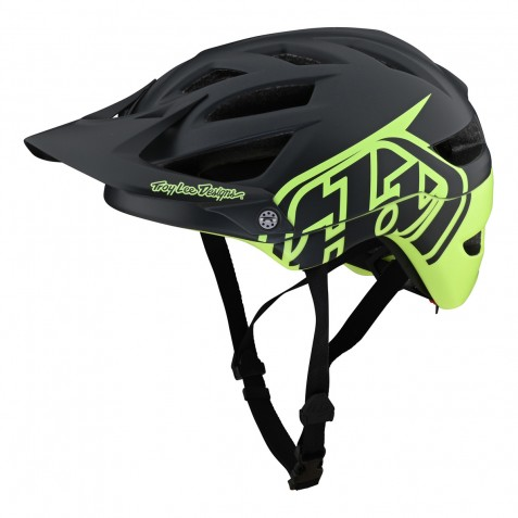 CASQUE A1 MIPS CLASSIC GRAY/GREEN