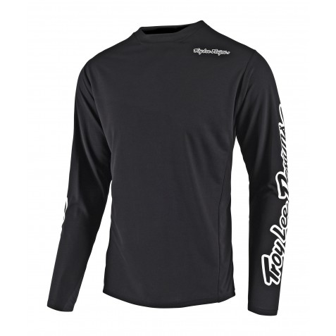MAILLOT SPRINT SOLID BLACK YOUTH
