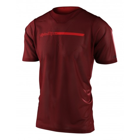 MAILLOT SKYLINE AIR SS CHANNEL BRICK
