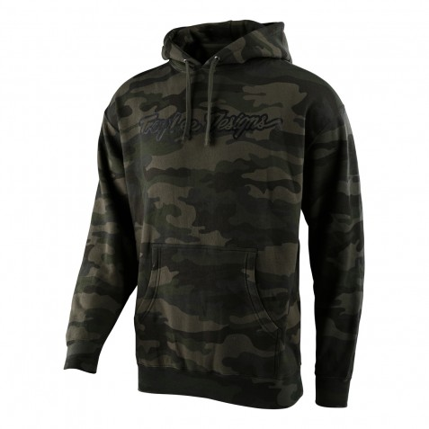 SWEAT SIGNATURE FOREST CAMO